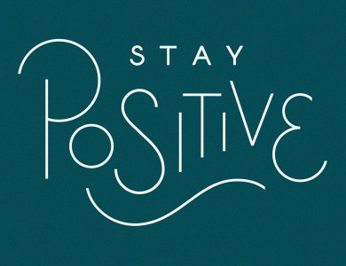 stay positive with herpes